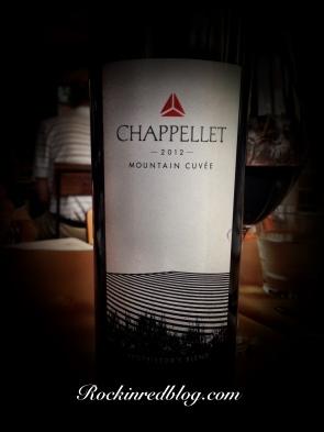 Bolsa Chappellet Mountain Cuvee