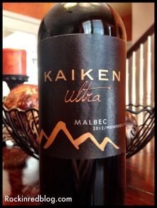 July Winestudio Kaiken Malbec