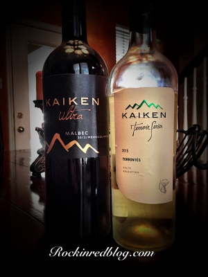 July Winestudio Kaiken wines
