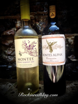 July Winestudio Montes wines