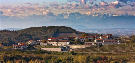 Erezetic Winery, Slovenia