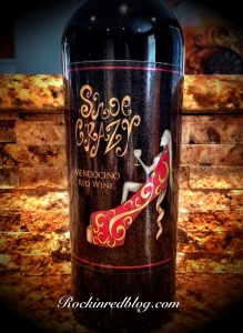 Shoe Crazy Red Blend
