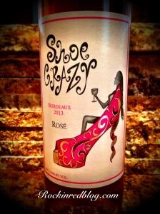 Shoe Crazy Rose