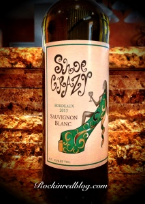 Shoe Crazy Sauv Blanc