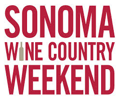 Sonoma Wine Country Weekend logo