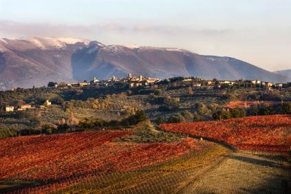 Montefalco via thecouchsessions.com