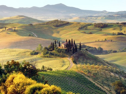 Umbria via toemotions.com