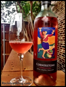 Cornerstone Cellars Rose (2)