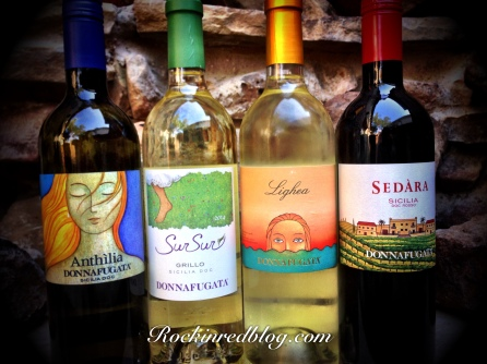 Donnafugata summer wines