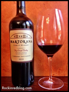 Dry Creek Valley Martorana