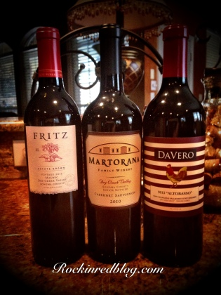 Dry Creek Valley Sustainable Wines Tasting