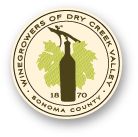 Dry creek Valley Winegrowers Association logo