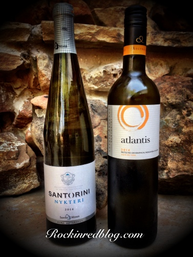 Greek Wines of Santorini