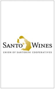 Greek Wines Santo Wines logo