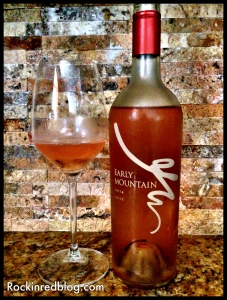 June VAWinechat Early Mountain Rose