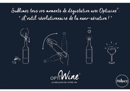 Optiwine how to use