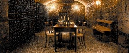 Prosecco Superiore Bisol wine cellar