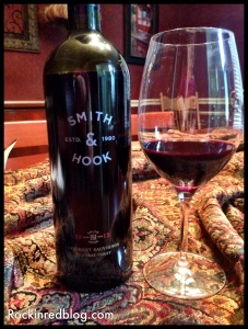Smith and Hook 2012 Cab