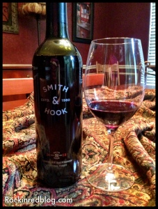 Smith and Hook 2013 Cab