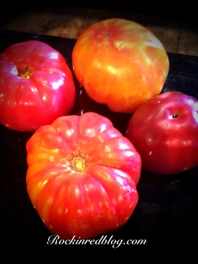 Trimbach heirloom tomatoes