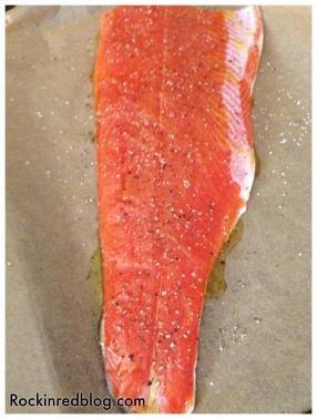 Trimbach salmon