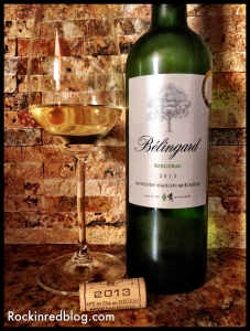 Winophiles SW France Beligard Blanc