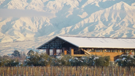 Achaval-Ferrer winery via winespectator.com