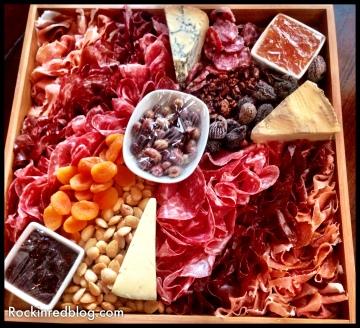 Languedoc Charcuterie platter