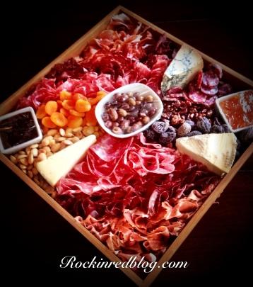 Languedoc Charcuterie platter2