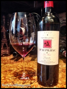 Languedoc Domaine D'Aupilhac Red Wine 2013