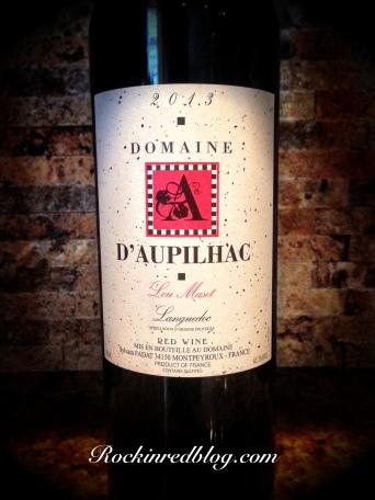 Languedoc Domaine D'Aupilhac
