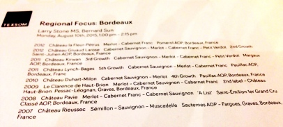 Texsom Bordeaux wines (2)