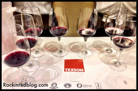 Texsom Bordeaux wines