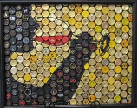 vino mosaics drink it in