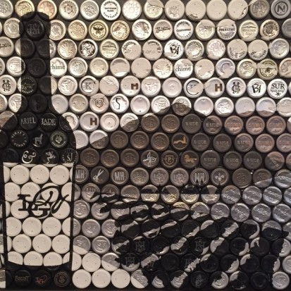 Vino Mosaics Laurel Glen Vineyards