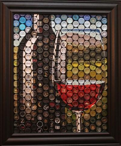 Vino Mosaics Napa