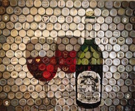 Vino Mosaics Silver Oak Night