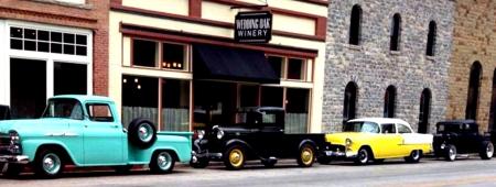 Wedding oak urban winery