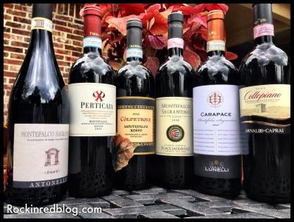Wines of Montefalco4