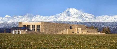Anna Codorniu Septima winery Argentina