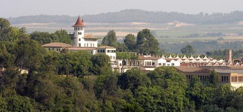 Anna Codorniu winery