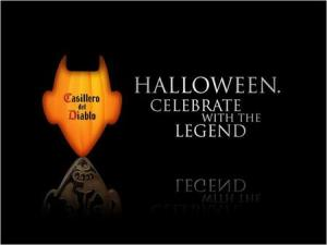 Halloween Casillero del Diablo marketing