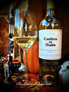 Halloween Casillero del Diablo Sauv Blanc