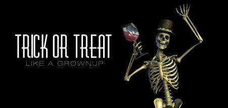 halloween trick or treat and wine via mainetoday