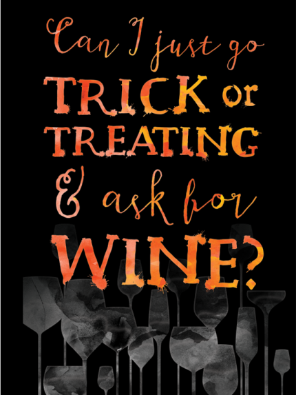 Image result for wine at halloween