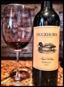 MerlotMe Duckhorn 2012 Merlot