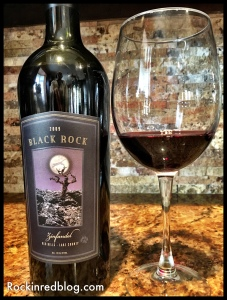 Uncorked Ventures Black Rock Zin
