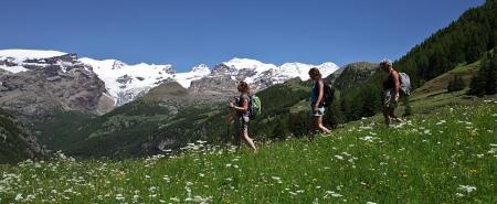 Valle d'Aosta spring