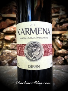 wines of turkey vino rai Diren
