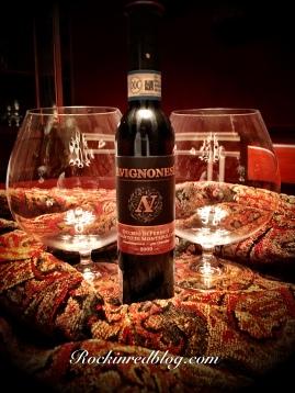 Avignonesi Occhio di Perenice Vin Santo 2000